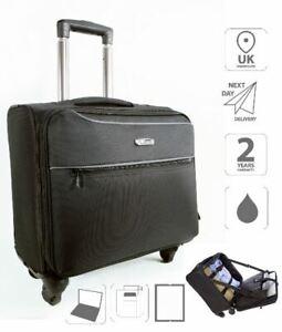 15 6 Laptop Trolley Case 4 Wheel Cabin