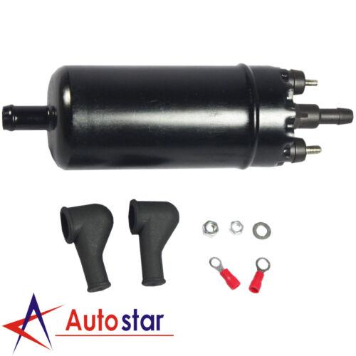 Inline High Pressure EFI Electric Fuel Pump Universal Replacement 0580464070