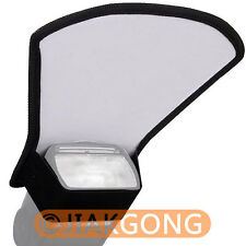 Flash Diffuser Softbox Silver/White reflector For CANON NIKON PENTAX Minolta