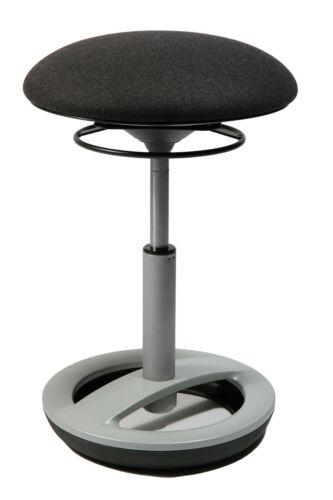 Hocker Stehhilfe Schreibtisch Stuhl Topstar Sitness Bob anthrazit grau B-Ware