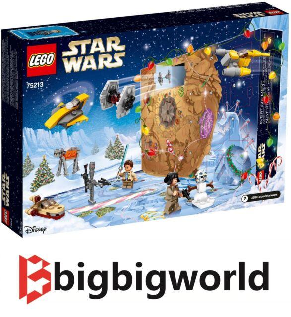 LEGO 75213 Star Wars Advent Calendar BRAND NEW SEALED BOX | MELBOURNE STOCK