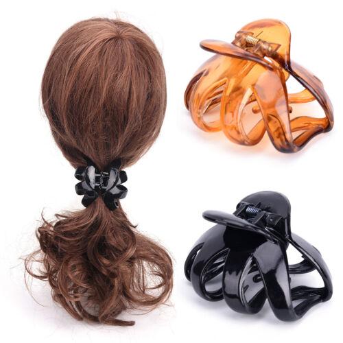 Octopus Hair Claw Clip Women Lady Girls Hairpin Hair Clamp Hair Accessory OJ