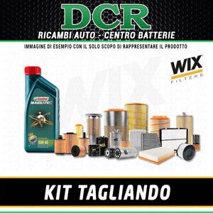 KIT-TAGLIANDO-PEUGEOT-208-1-2-82CV-60KW-DAL-03-2012-CASTROL-MAGNATEC-10W40