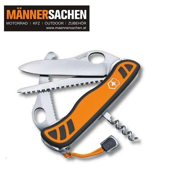 VICTORINOX JAGDMESSER Hunter XT Taschenmesser mit Aufbrechklinge Aufbrechklinge mit 0.8341.MC9 NEU eaae9c