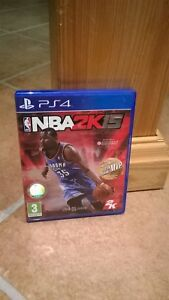PS 4 nba 2k15 Sony PlayStation