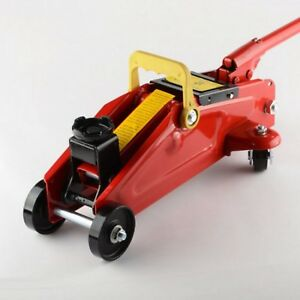 Details About 2 Ton Mini Portable Floor Jack Vehicle Car Garage Auto Small Hydraulic Lift