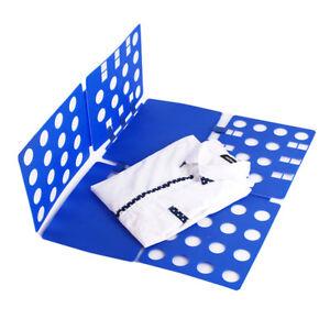 T-Shirt-Clothes-Folder-Fast-Laundry-Organizer-Large-Magic-Adult-Fold-Board-FBCA