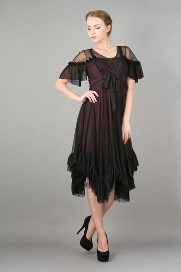 Sale   Nataya Nataya Nataya Romantic 40194 Andalusia Dress Sizes Small and 2XL bb2414