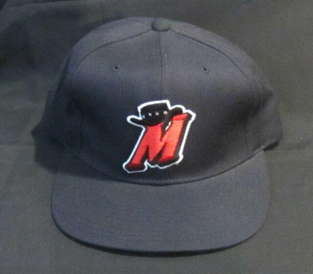1990s High Desert Mavericks New Era Snapback Cap Hat New California Defunct