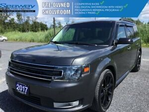 2017 Ford Flex SEL - Navigation - Sunroof