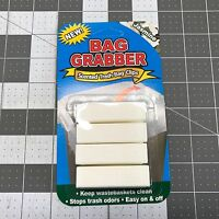 Bag Grabber Scented Trash Bag Clips Lavender Scented
