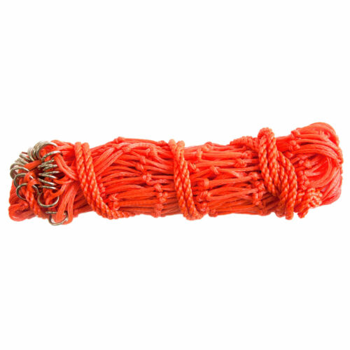 Hot Orange One Size Km Elite Extra Strong Deluxe Unisex Stable And Yard Haynet