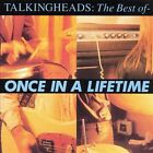 Best of Talking Heads: Once in a Lifetime by Talking Heads (CD, Oct-1992, EMI Music Distribution)