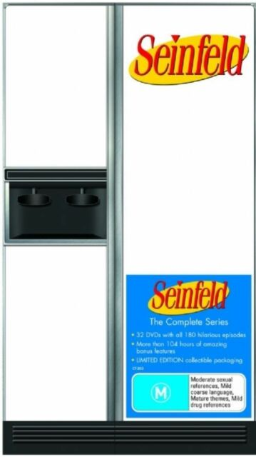 Seinfeld: The Complete Series (Fridge Pack)