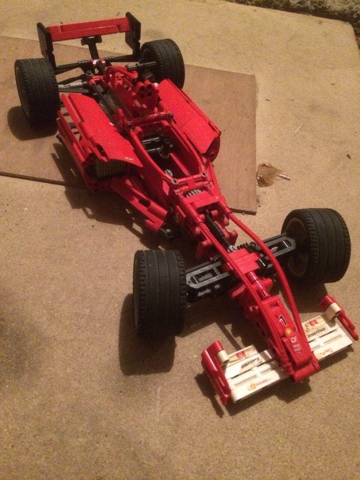 Lego tecnic 8386 ferrari