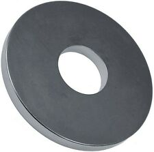 "3"" x 1"" x 1/4"" Ring - Neodymium Rare Earth Magnet, Grade N48"