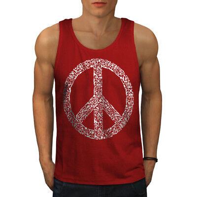 Peace And Love Only Women Tank Top NEWWellcoda