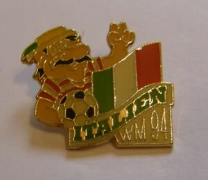 WORLD-CUP-94-USA-SOCCER-ITALY-Limited-Edition-500-vintage-pin-badge-Z8J