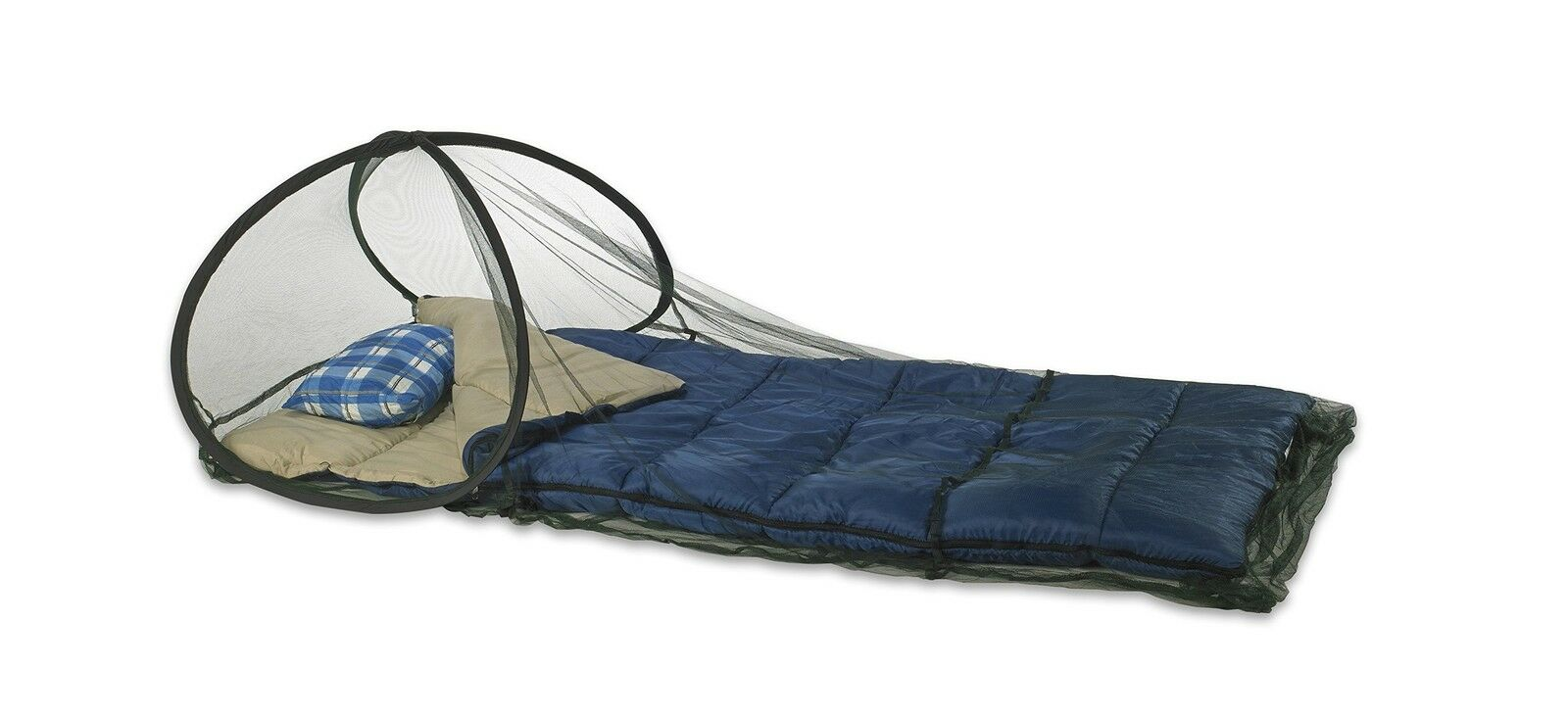 Atwater Carey Sleep Screen Pop-Up Mosquito Net Pre-treated with... Free Shipping