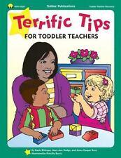 Terrific Tips for Toddler Teachers