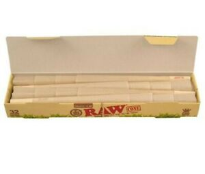 RAW-Organic-Pre-Rolled-Cones-King-Size-x-32-Authentic-guaranteed