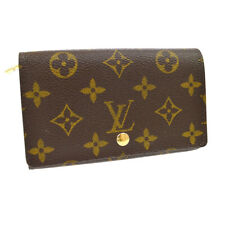 Louis Vuitton M61730 Monogram Canvas Wallet - Brown