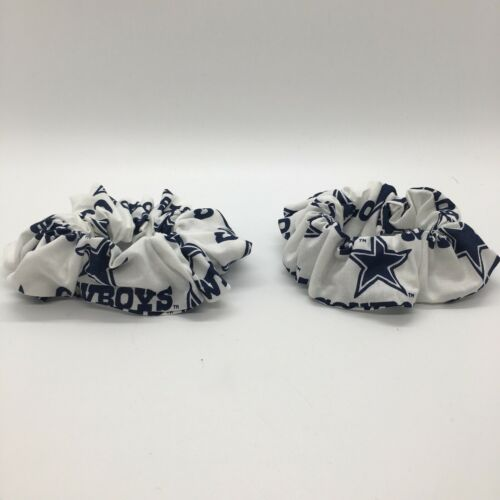 Dallas Cowboys Handmade Scrunchies This Is For 2