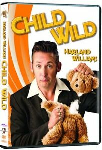 Harland-Williams-Bambino-Selvatico-Nuovo-DVD