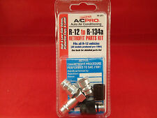 R-12 to R-134a ALL R12 SYSTEMS Retrofit Conversion ADAPTER Fittings Kit VA-LH11