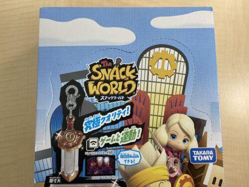 Snack World Treasure Box 4th BOX