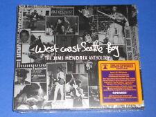 Jimi Hendrix - West coast seattle boy - The Jimi Hendrix anthology - CD+DVD S/S
