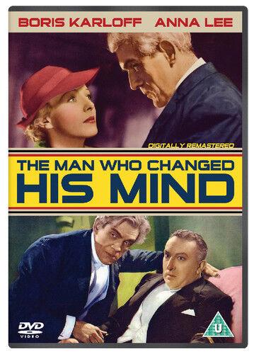 1 of 1 - The Man Who Changed His Mind DVD (2012) Boris Karloff ***NEW***