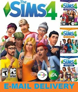 The-Sims-4-5-DLC-Collection-Digital-Download-Account-PC-MAC-MULTILANGUAGE