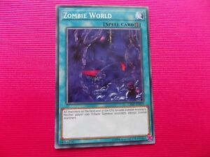 Zombie World Common OP07-EN019 kaartspellen