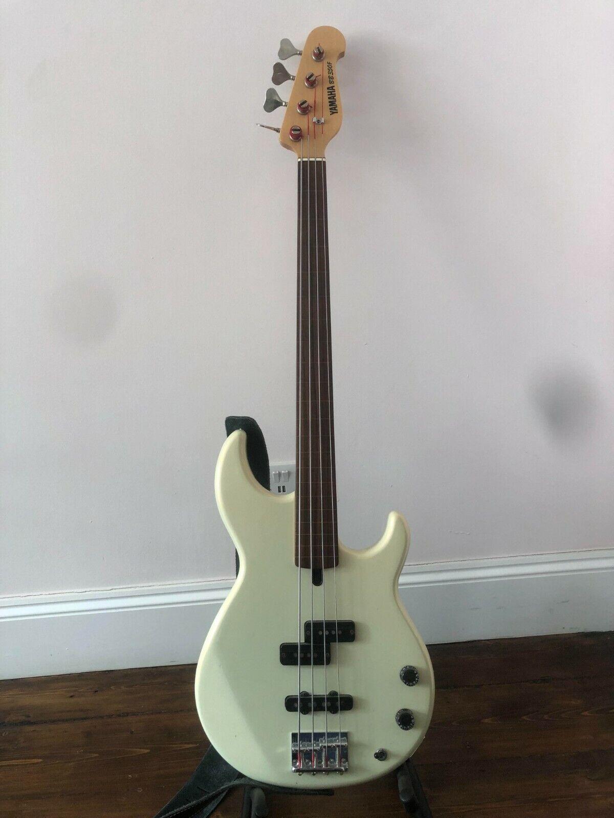 Image 1 - Yamaha 350f Fretless Bass
