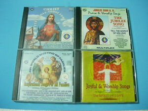cd-cds-Inspirational-Praise-Worship-Songs-Albums