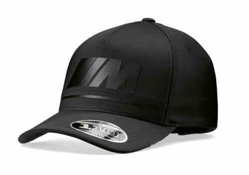 BMW Genuine Unisex Mens Ladies M Baseball Cap Hat One Size Flex Fit 80162466301