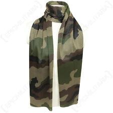 CCE Camo Bufanda de Red de Malla-Tela Pañuelo para el cuello Antil Ejército Militar Soldado Airsoft