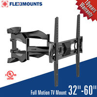 "Articulating Full Motion TV Wall Mount TV Bracket 32 36 37 39 40 42"" 46 47 49 50"