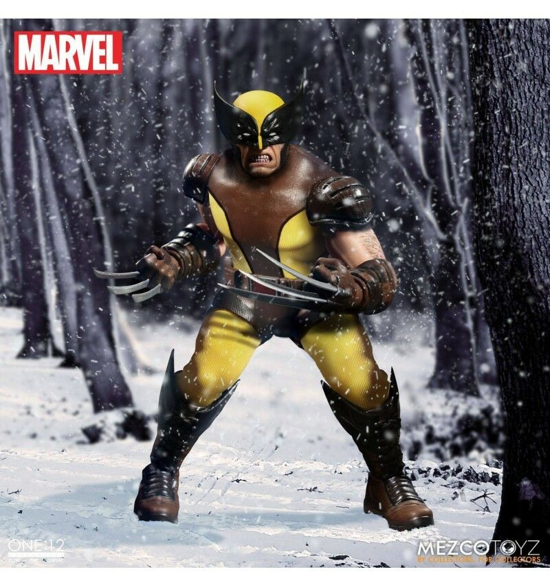 Marvel Universe figura 1 12 Wolverine 15 cm