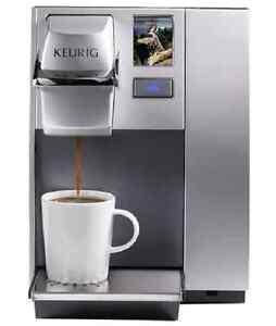 Keurig K155 Officepro Premier K Cup Machine Coffee Brewer