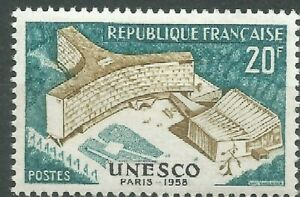 FRANCE-1958-YT-n-1177-Neuf-luxe-MNH
