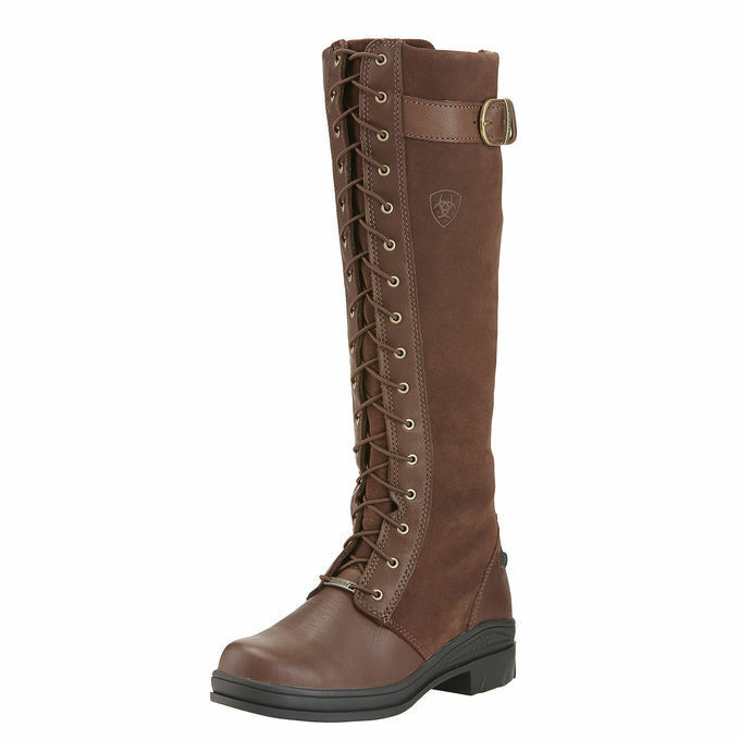 Ariat Coniston botas de chocolate