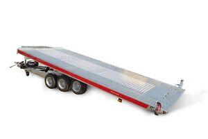 Autotransporter 3,5t  TATH 354820 480x206cm hydr. kippbar Seilwinde verstellbar