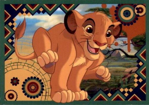 Panini Disney-Roi Lion 2019-Carte 36