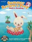 Summer Review & Prep Workbooks K-1 9781935800491 by Kumon Paperback