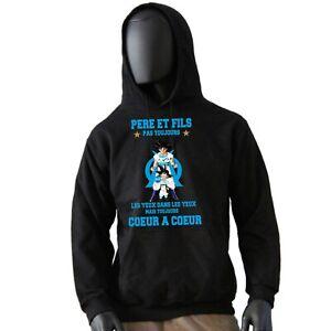 Details About Mens Sweatshirt Pere Et Fils Sangoten Sangoku Foot Marseille Show Original Title