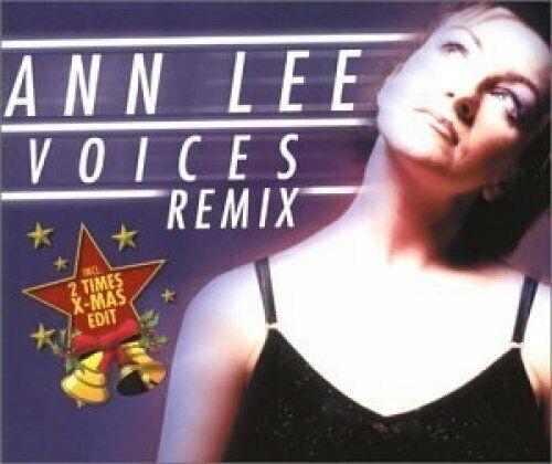 Ann Lee Voices-Remix (#zyx9110r)  [Maxi-CD]