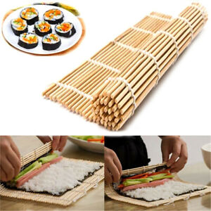 Am-KF-Bamboo-Sushi-Maker-Rice-Roll-Mold-Kitchen-DIY-Mould-Roller-Paddle-Rollin