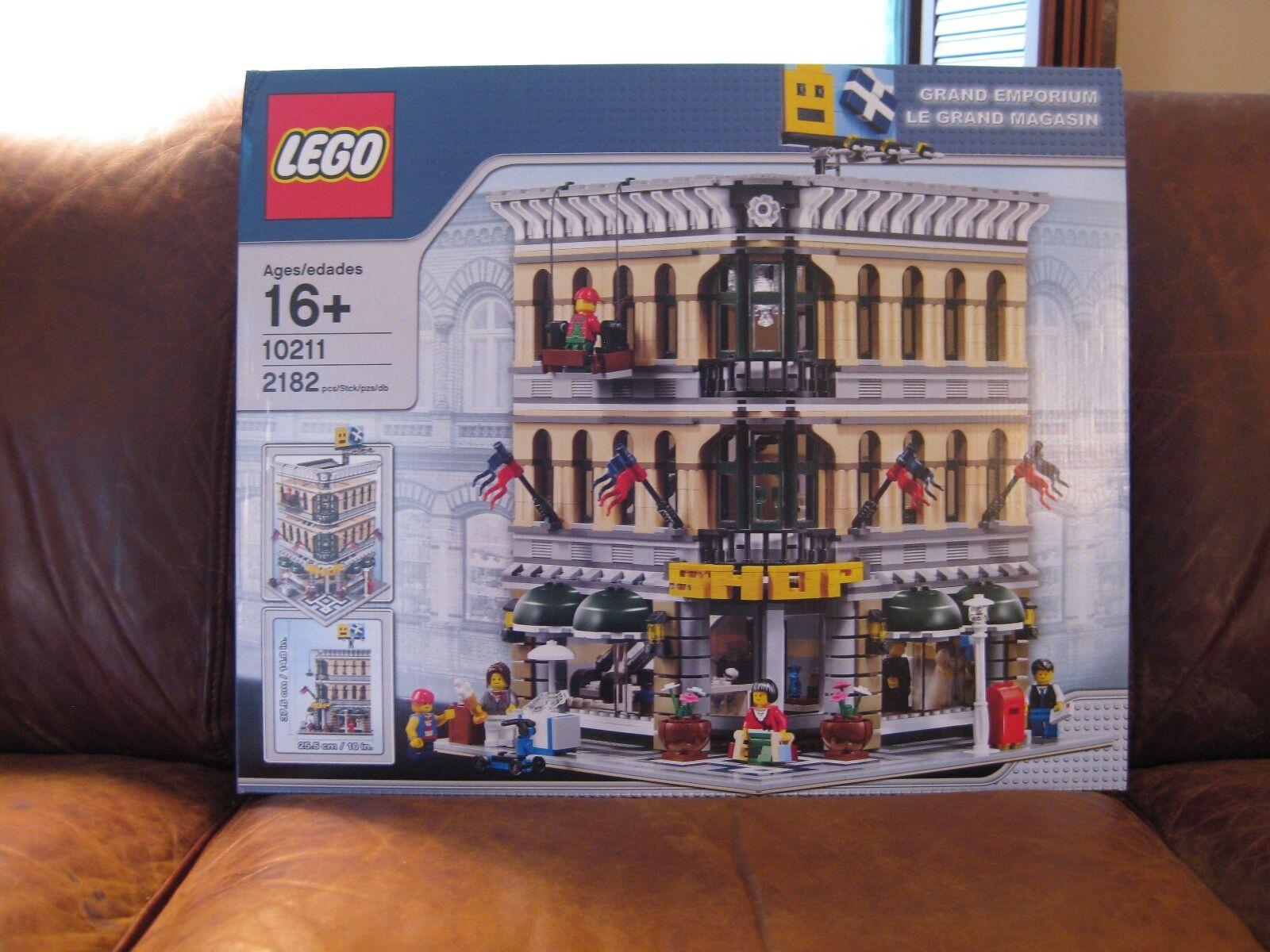 LEGO LEGO LEGO 10211 - Grand Emporium [Brand New] 2acacd